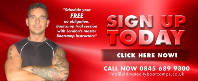 Sign up for free Bootcamp